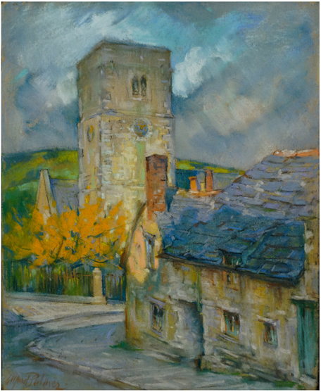 Alfred Palmer - The Church